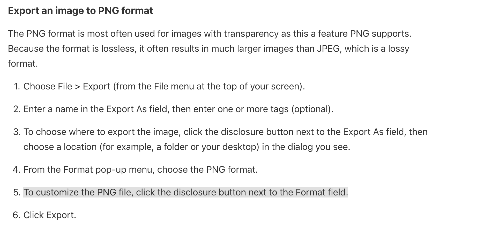 Slightly blurry images when exporting - Pixelmator Community