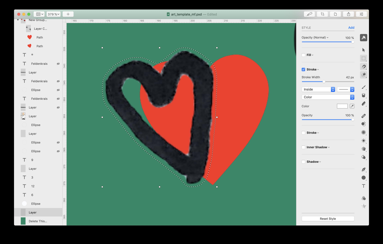 Stroke Selection - Pixelmator Community